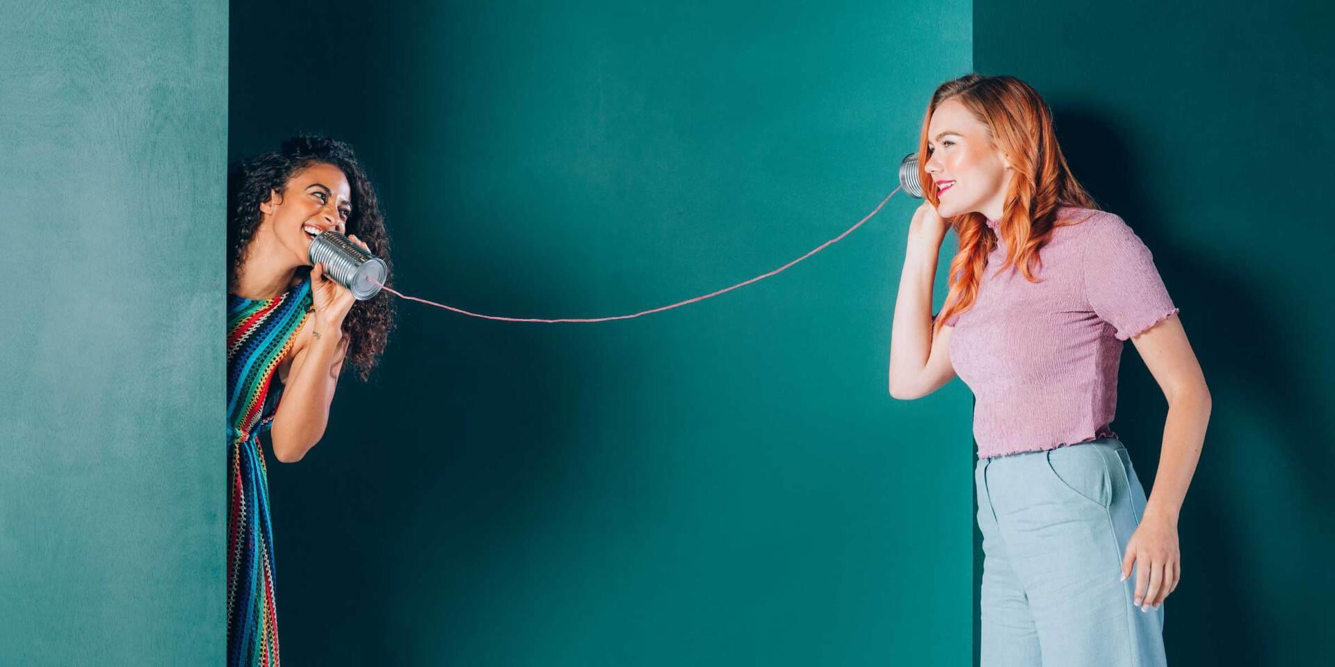 como evitar ruídos na comunicação