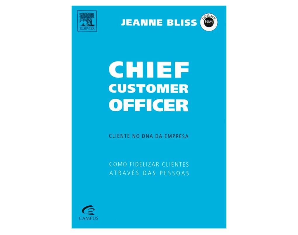 Livro: Chief customer officer