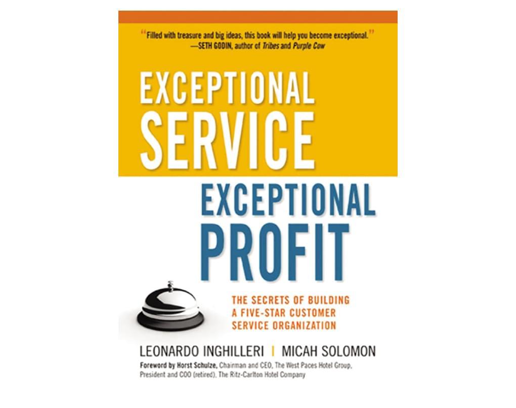 Livro: Exceptional Service, Exceptional Profit