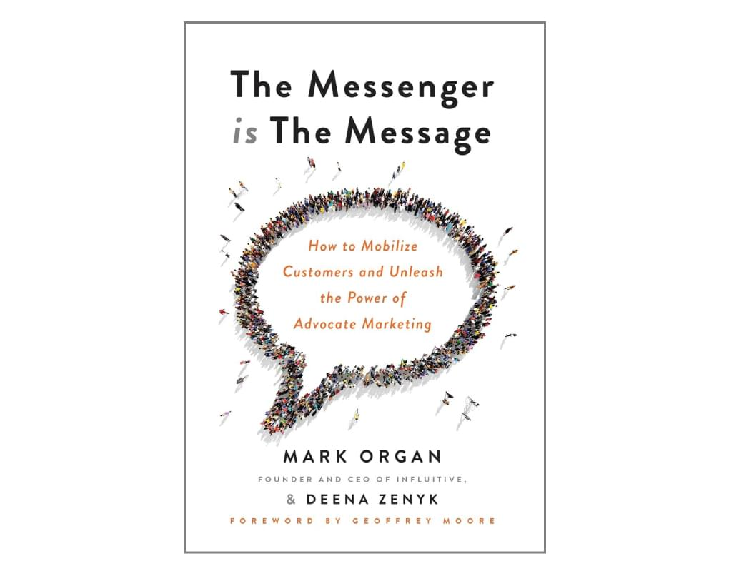 Livro: The messenger is the message