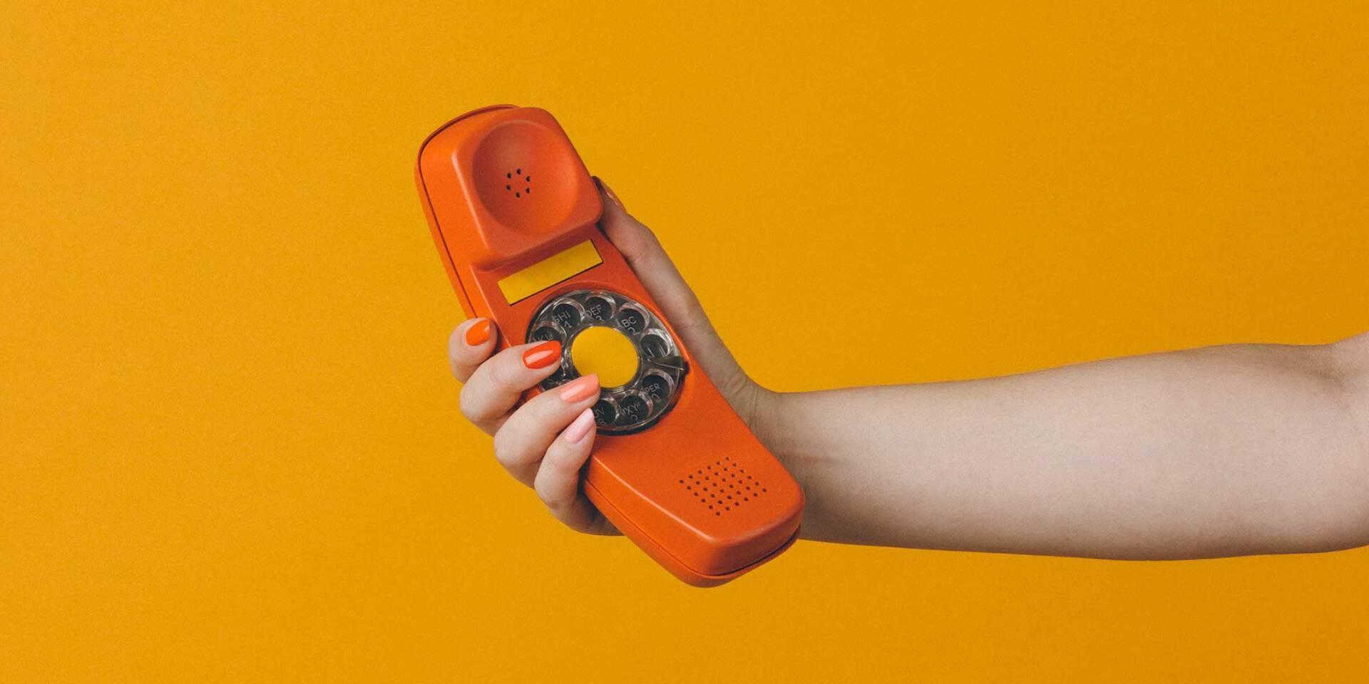 La historia del call center