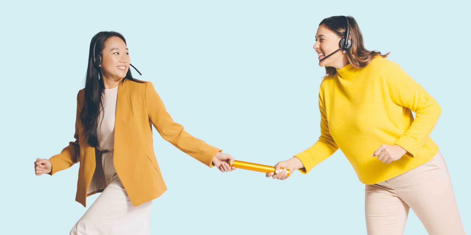 Proceso de integración de personal