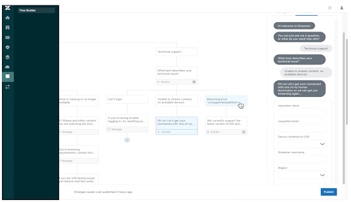 zendesk answer bot in use