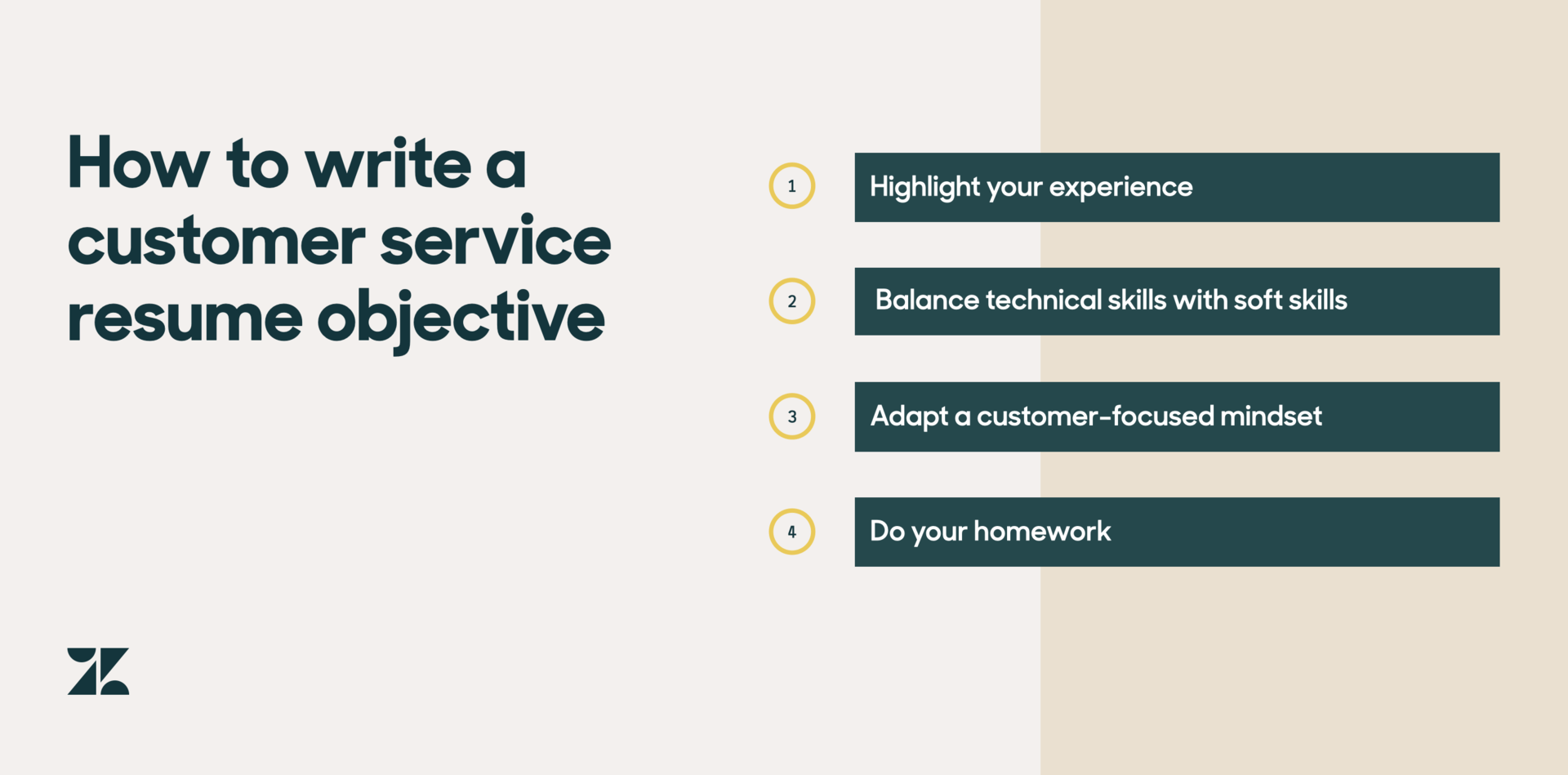 customer service objectives