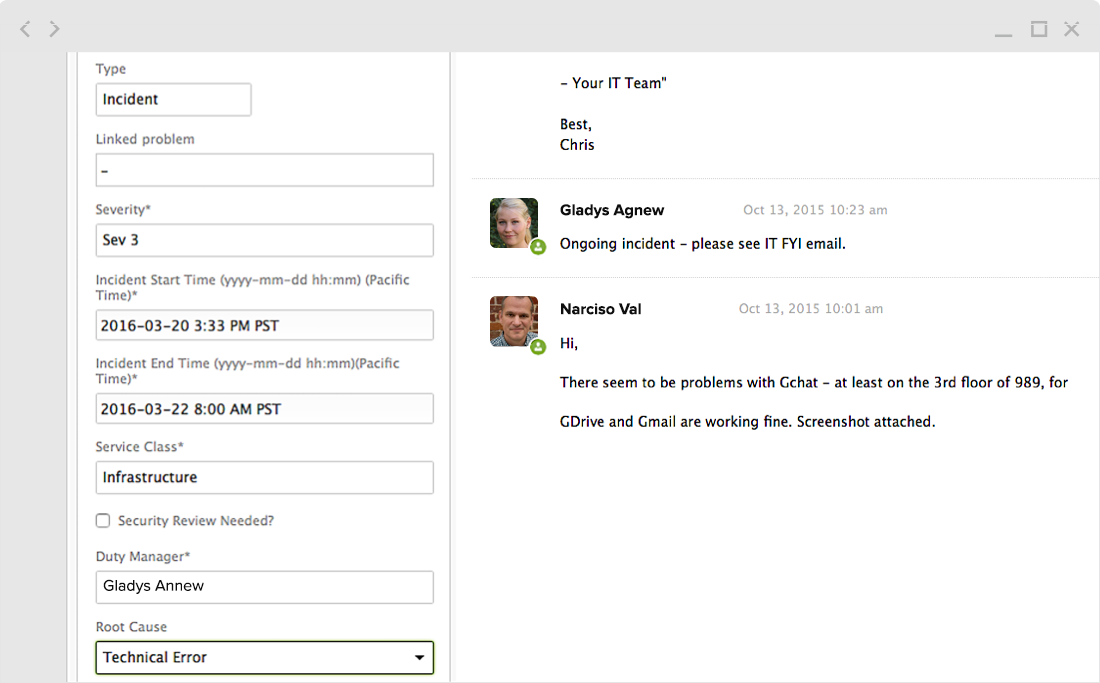 Zendesk for a better IT help desk