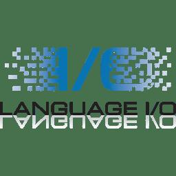 Logo: Language I/O