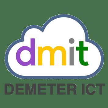 Logo: Demeter ICT