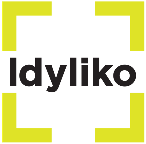 Logo: Idyliko - Customer Experience Design