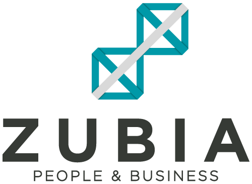 Logo: Zubia People & Business