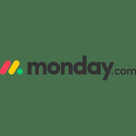Logo: monday.com