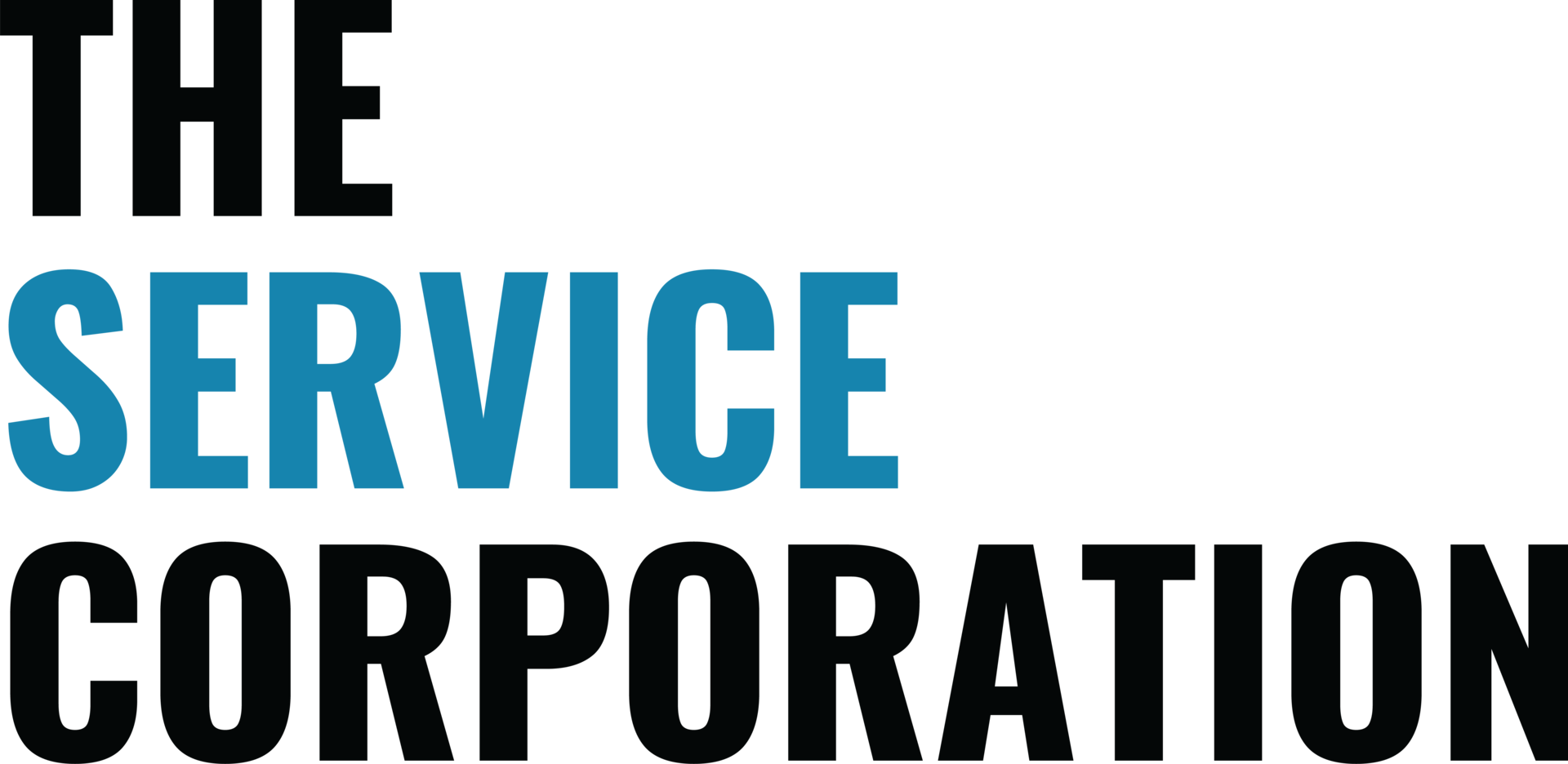 Logo: TSC The Service Corporation AB