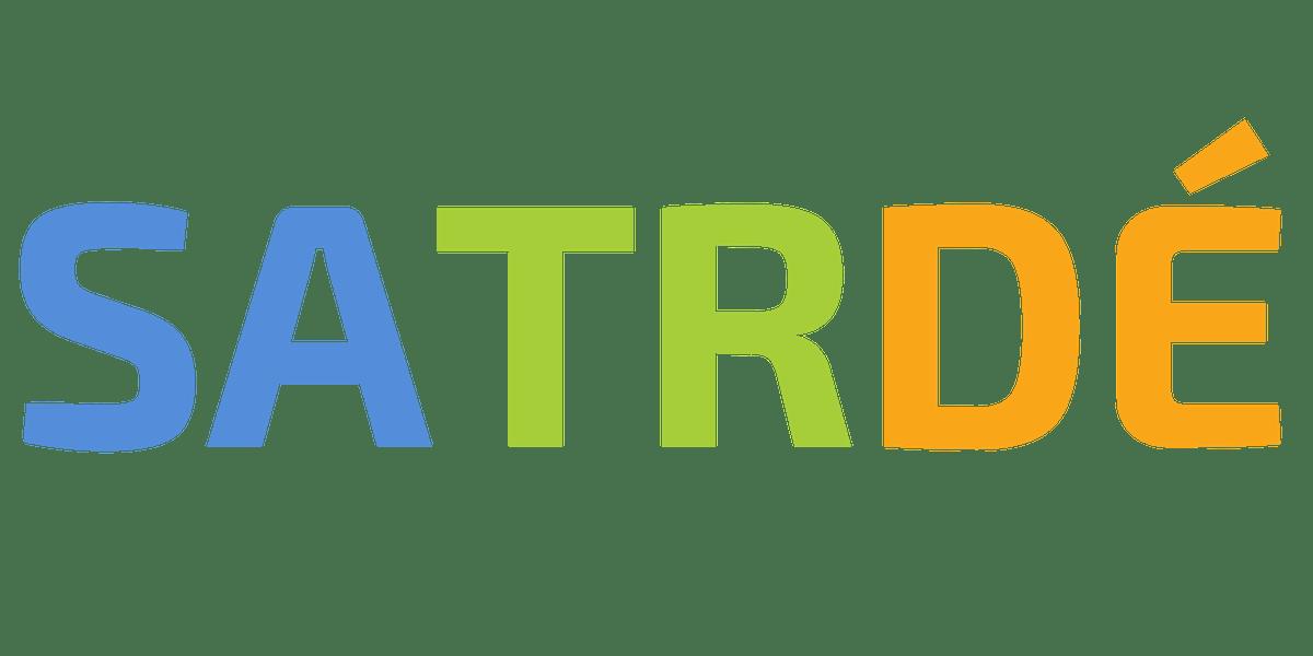 Logo: SATRDÉ
