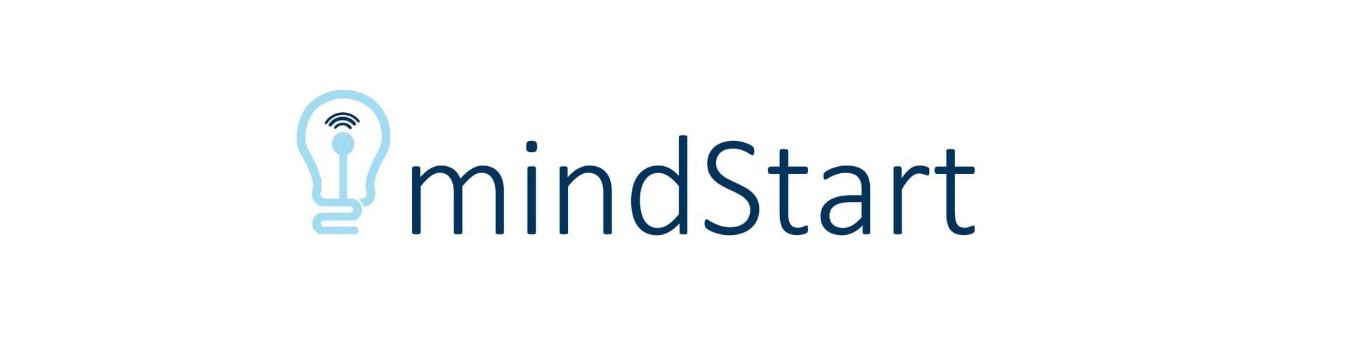 Logo: mindStart
