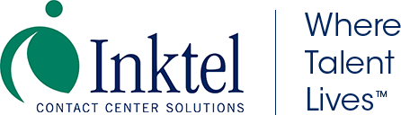 Logo: Inktel Contact Center Solutions