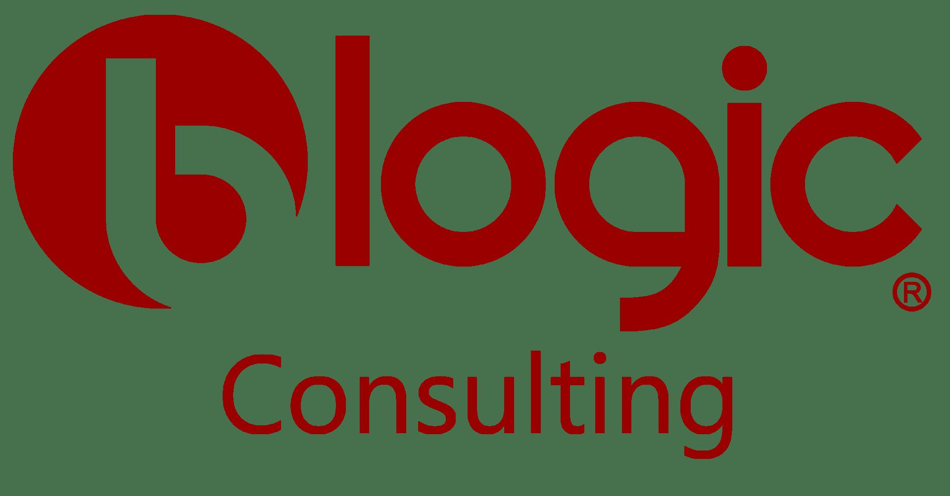 Logo: B.LOGIC CONSULTING