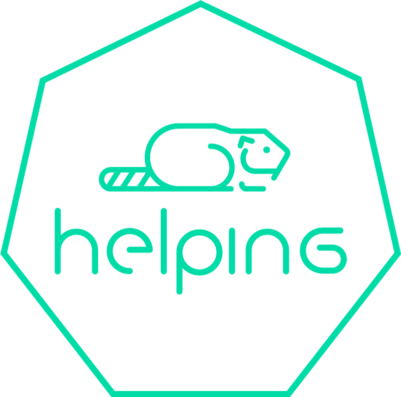Logo: Helping