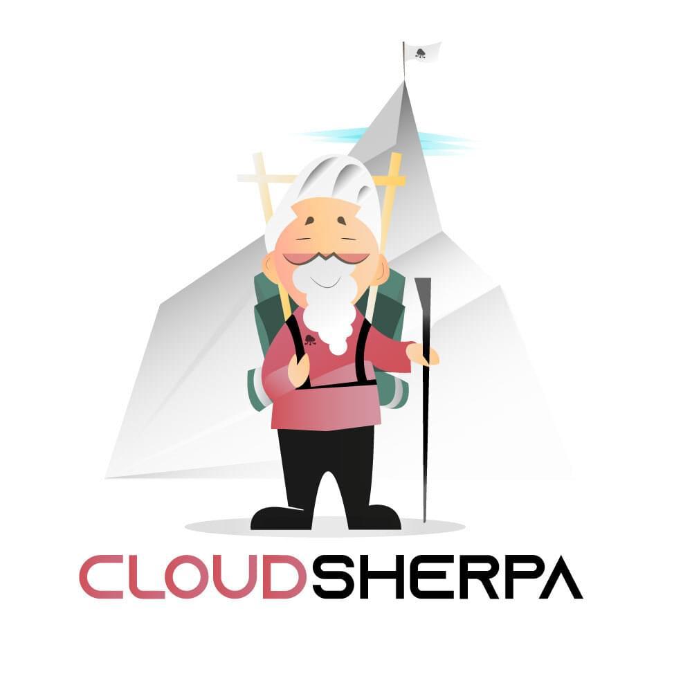 Logo: Cloudsherpa