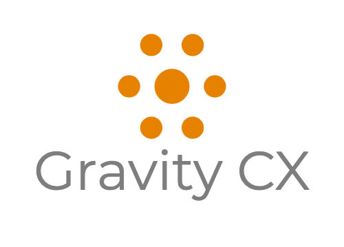 Logo: Gravity CX