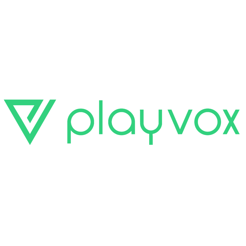 Logo: Playvox