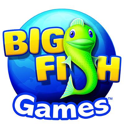 Logo: Big Fish Games