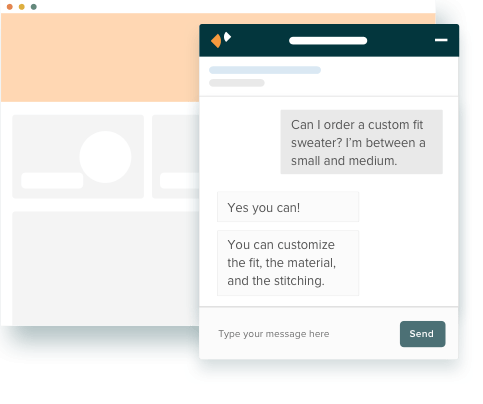 Product screenshot: Zendesk Chat