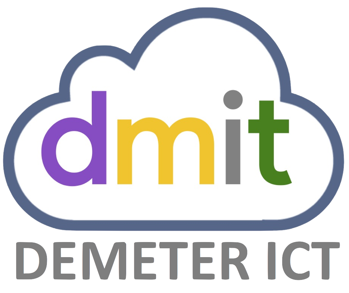 Demeter ICT Company Limited logo