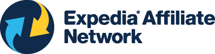 Logotipo de Expedia Affiliate Network