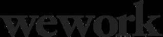 로고: WeWork